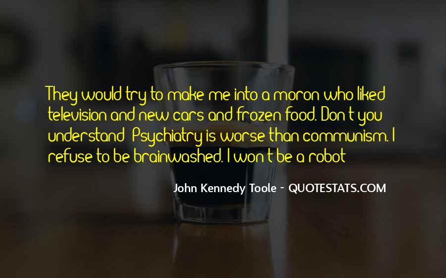 I'm A Moron Quotes #930428