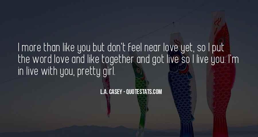 I'm A Pretty Girl Quotes #1141397