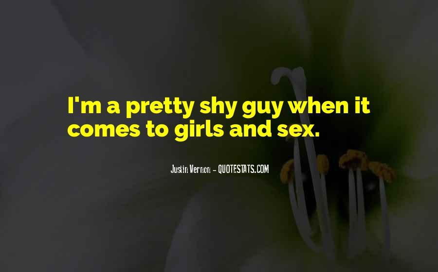 I'm A Pretty Girl Quotes #1315938