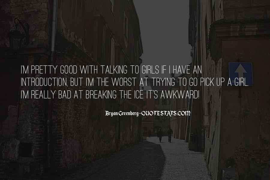 I'm A Pretty Girl Quotes #1435635