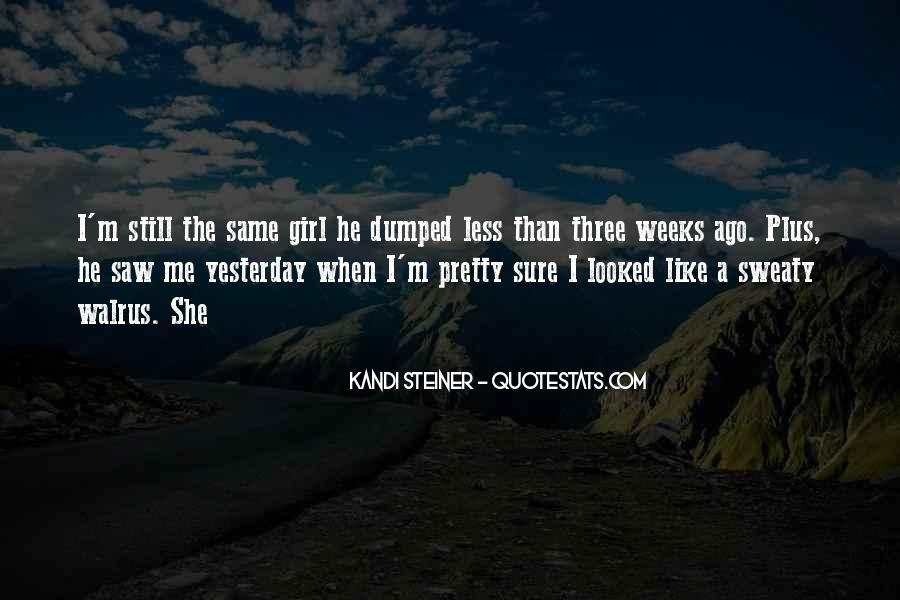 I'm A Pretty Girl Quotes #1622269