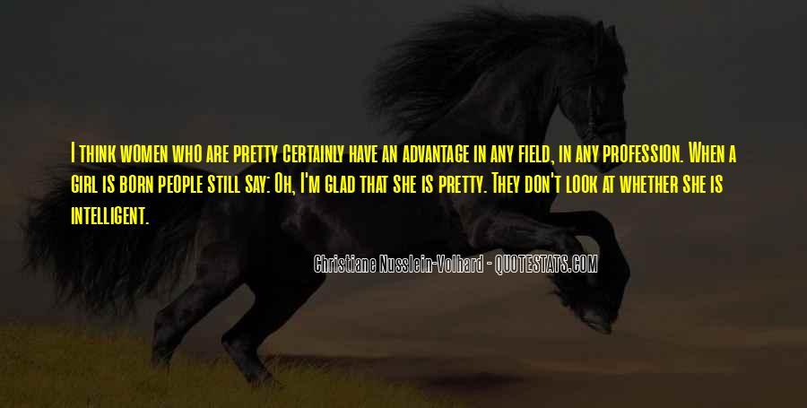 I'm A Pretty Girl Quotes #18878