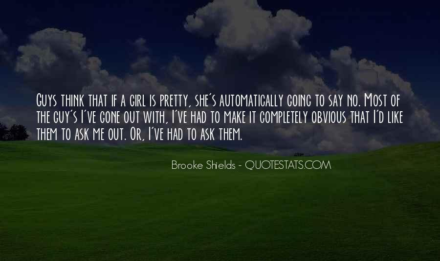 I'm A Pretty Girl Quotes #267617