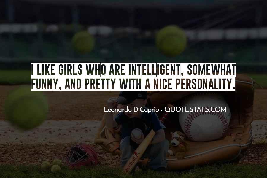 I'm A Pretty Girl Quotes #718793