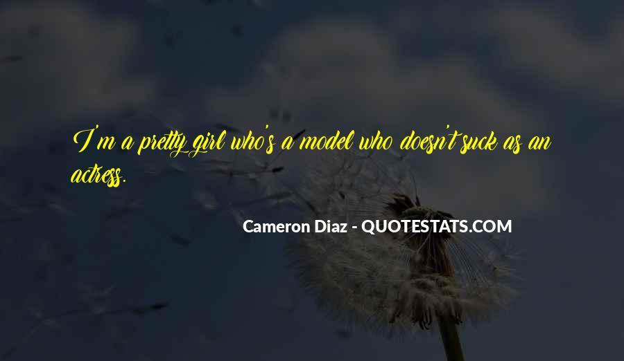 I'm A Pretty Girl Quotes #829194