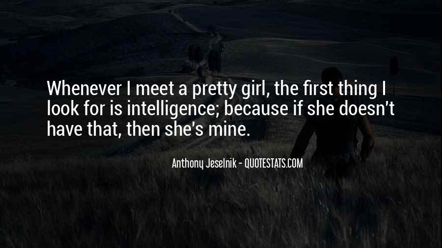 I'm A Pretty Girl Quotes #920935