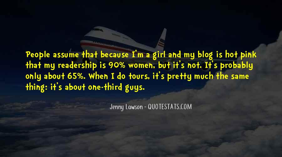 I'm A Pretty Girl Quotes #945838