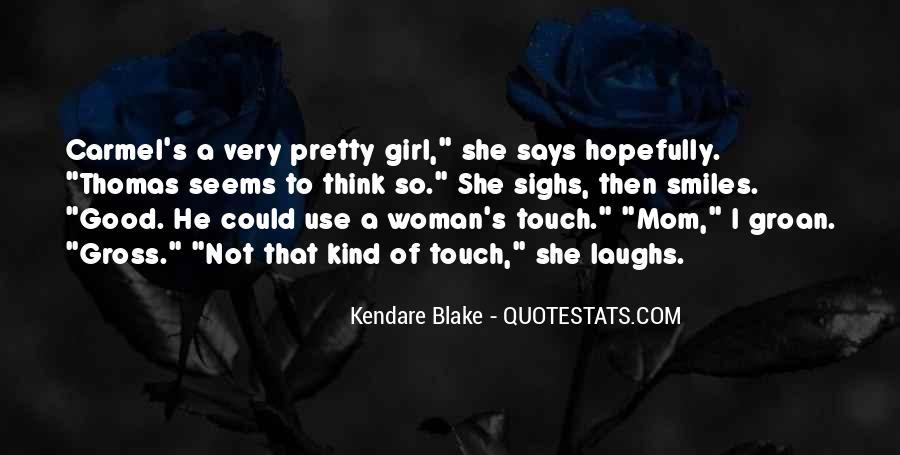 I'm A Pretty Girl Quotes #953275