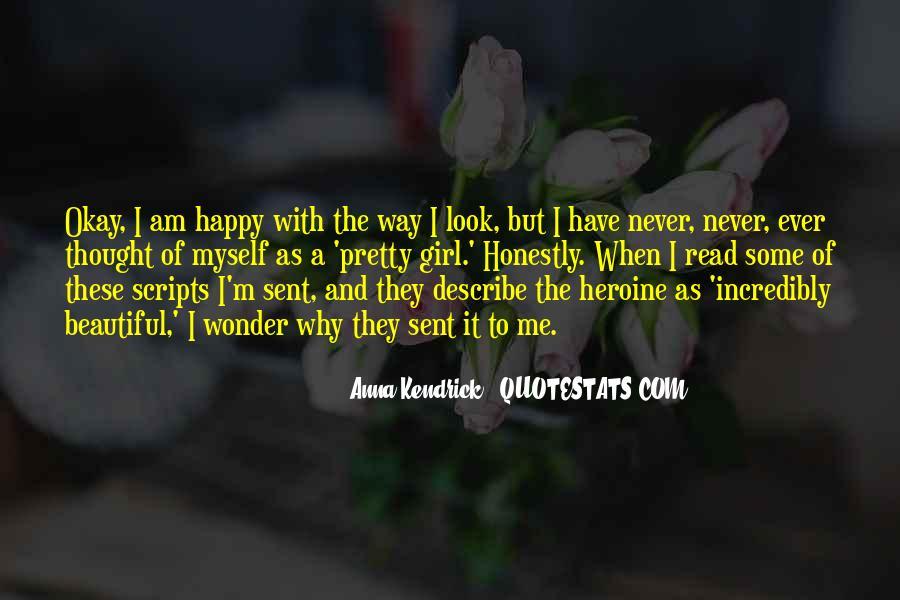 I'm A Pretty Girl Quotes #978220
