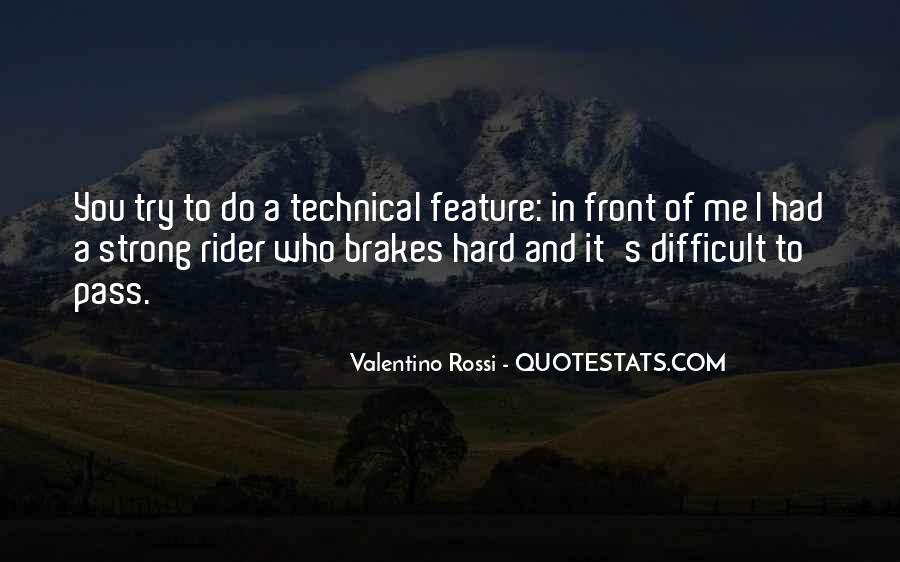 I'm A Rider Quotes #1369311