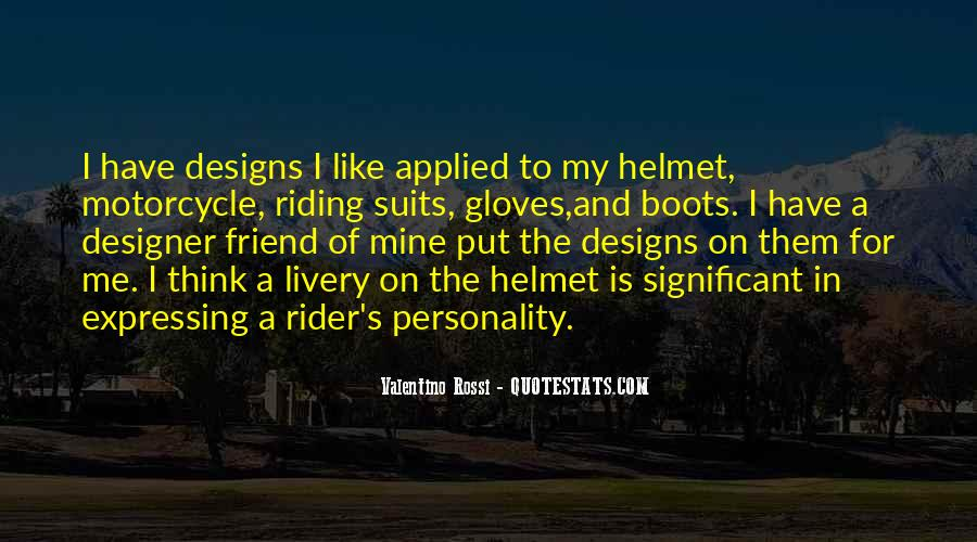 I'm A Rider Quotes #145132