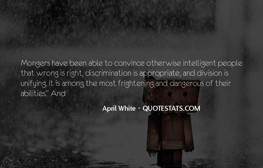 I'm Always Wrong Quotes #1883