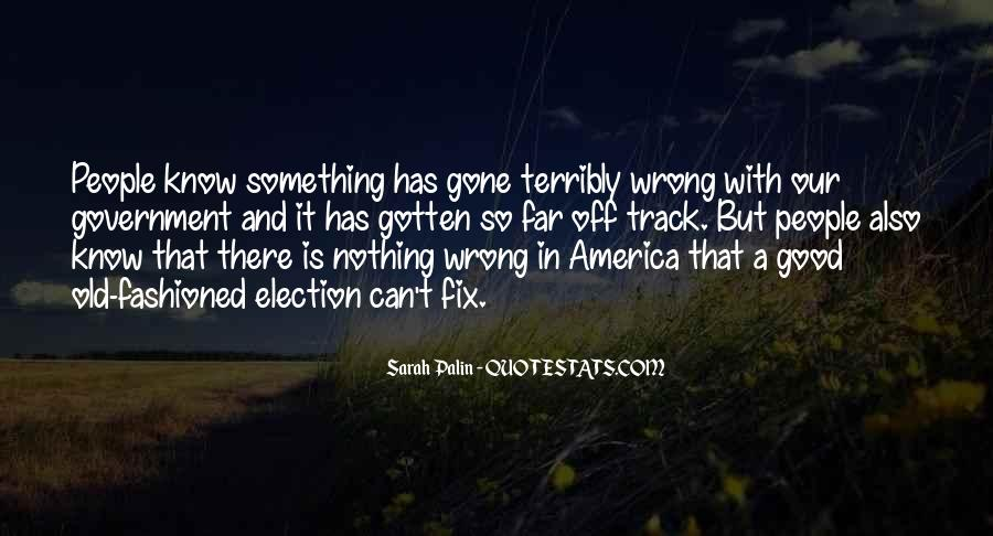I'm Always Wrong Quotes #6815