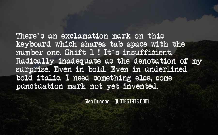 I'm Bold Quotes #127698
