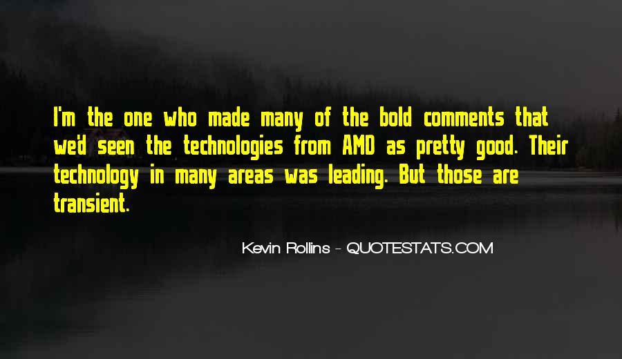 I'm Bold Quotes #1592679