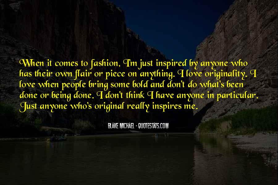 I'm Bold Quotes #1701047