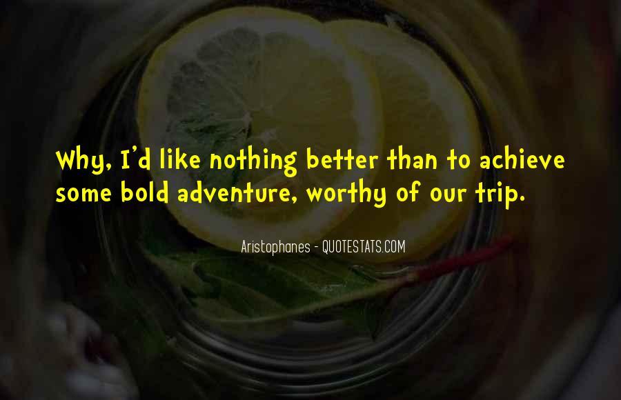I'm Bold Quotes #184537