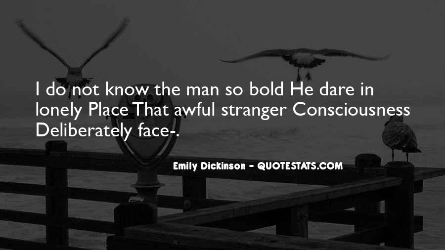 I'm Bold Quotes #255400