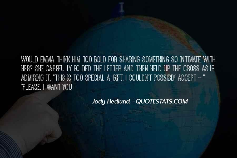 I'm Bold Quotes #328130