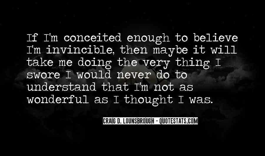 I'm Bold Quotes #566698