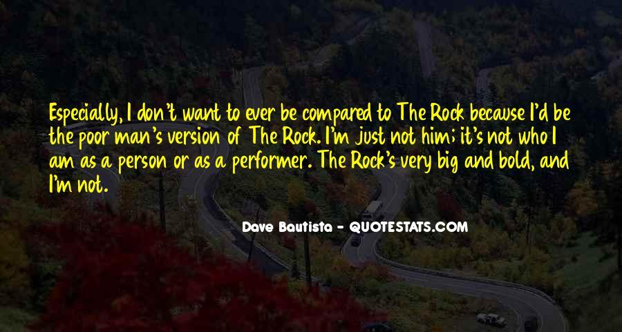 I'm Bold Quotes #580613
