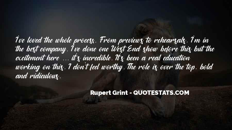 I'm Bold Quotes #61138