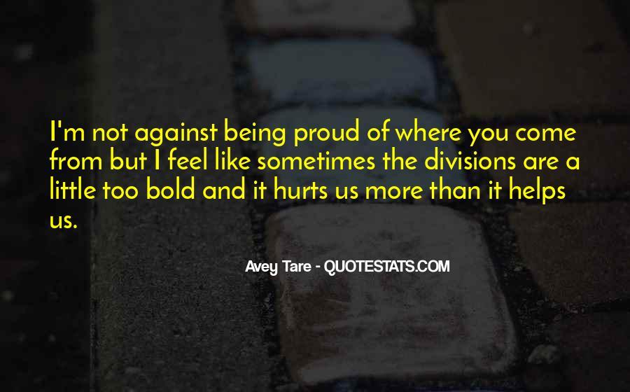 I'm Bold Quotes #905773