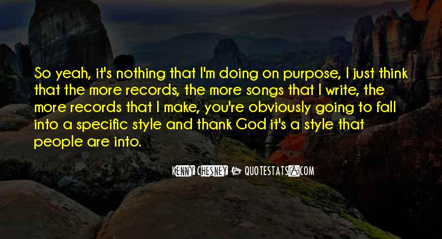 I'm Doing Nothing Quotes #1415496