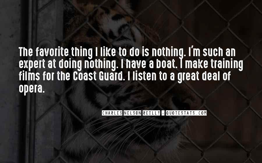 I'm Doing Nothing Quotes #550125
