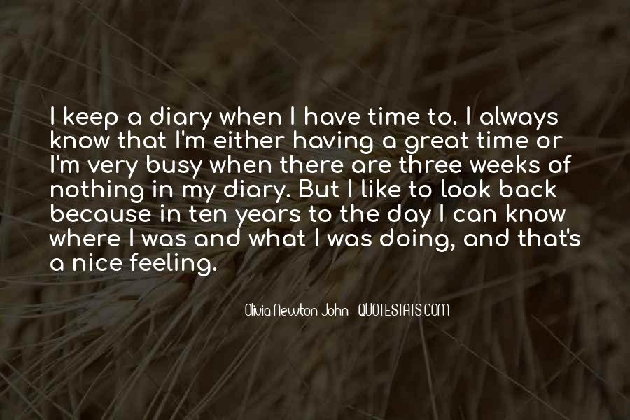 I'm Doing Nothing Quotes #953831