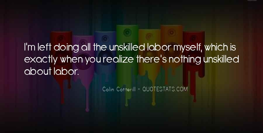 I'm Doing Nothing Quotes #966531