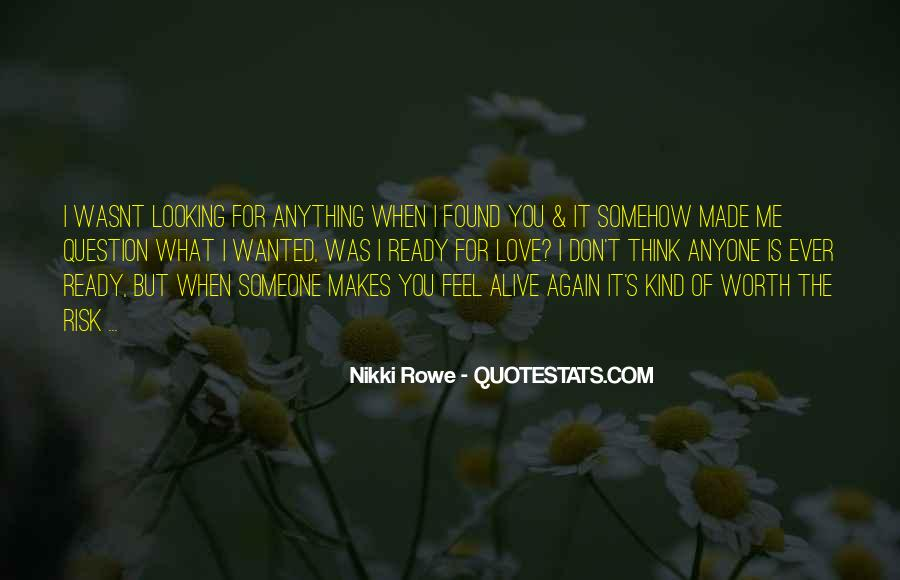 I'm Falling For You Again Quotes #1736004