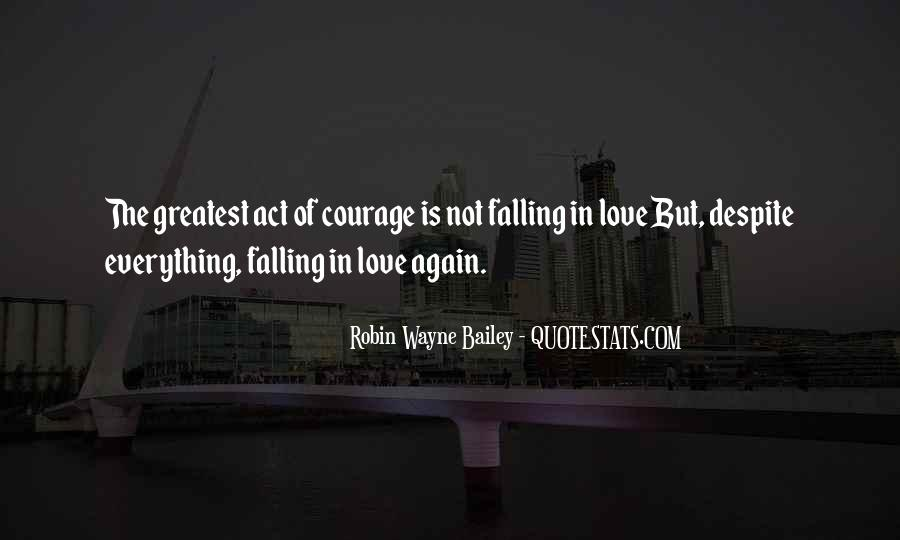 I'm Falling For You Again Quotes #23943