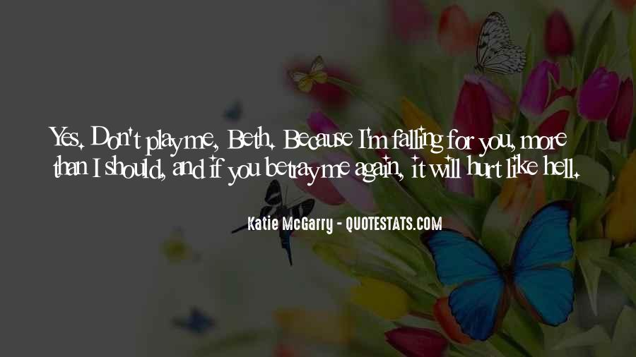 I'm Falling For You Again Quotes #52367