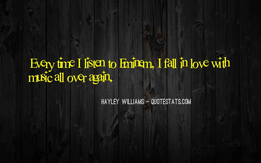 I'm Falling For You Again Quotes #52610