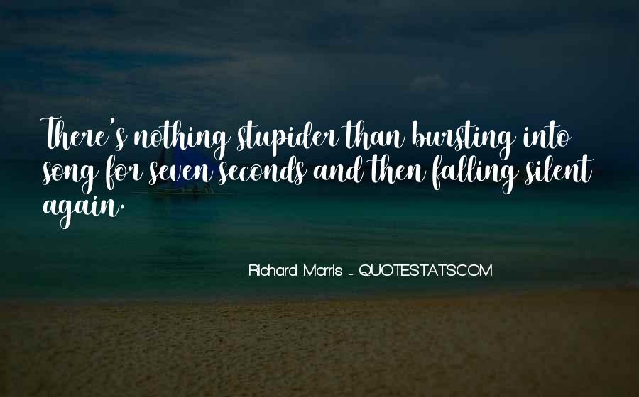 I'm Falling For You Again Quotes #82033