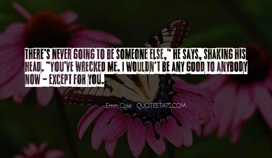 I'm Falling For You Quotes #730546