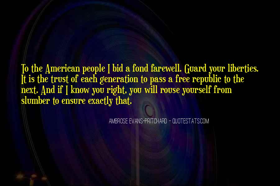 I'm Fond Of You Quotes #1449885