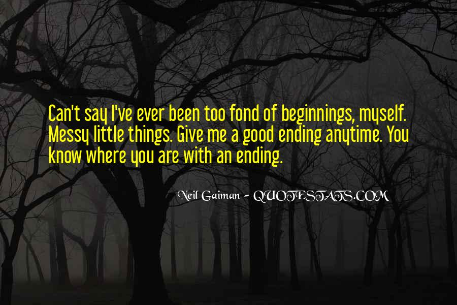 I'm Fond Of You Quotes #1534535