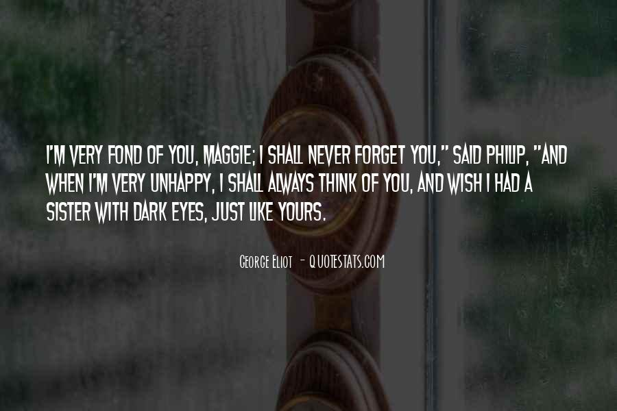 I'm Fond Of You Quotes #479134