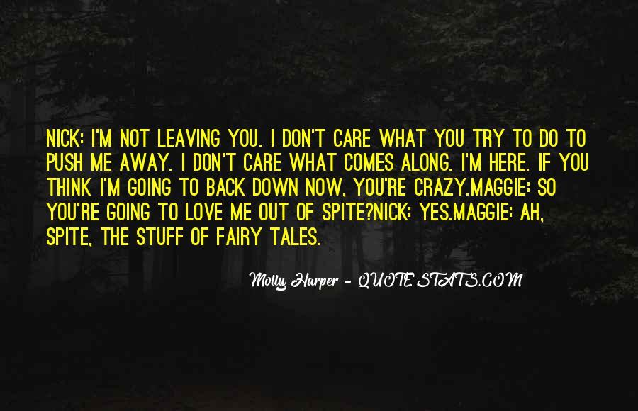 I'm Going Crazy Quotes #1134062