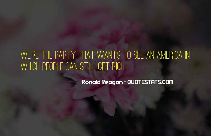 I'm Going To Be Rich Quotes #1710