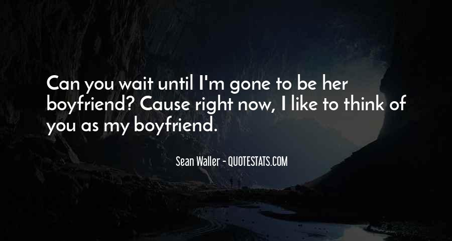 I'm Gone Sad Quotes #1219347