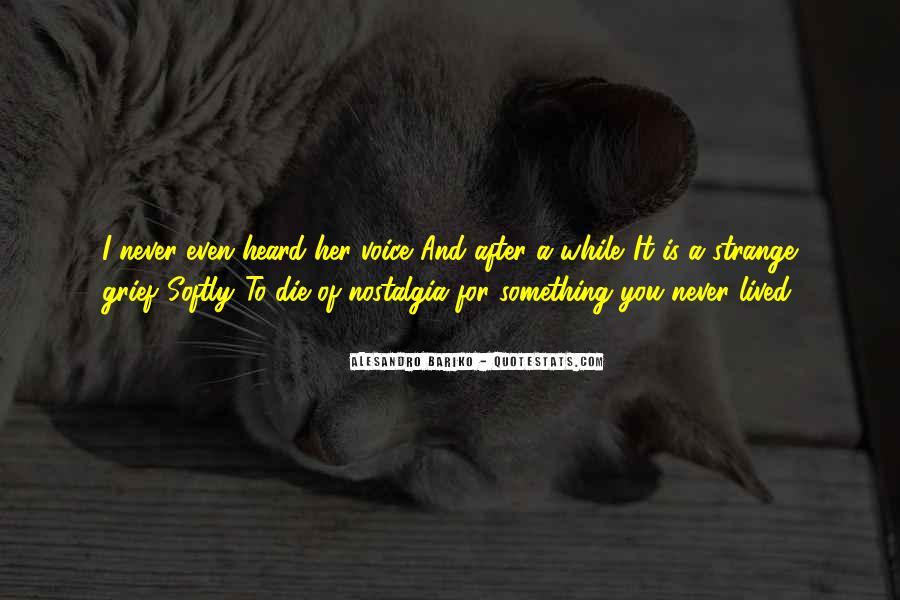 I'm Gone Sad Quotes #493634