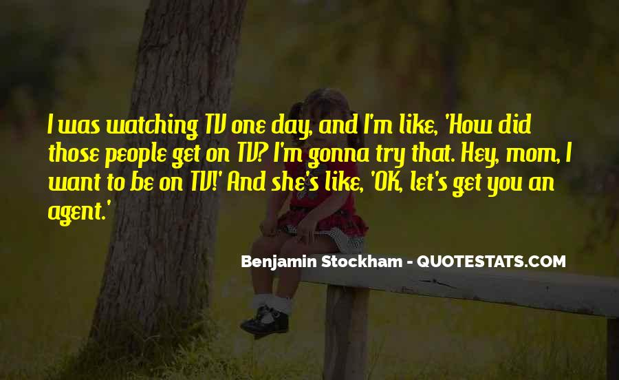 I'm Gonna Be Ok Quotes #1269291