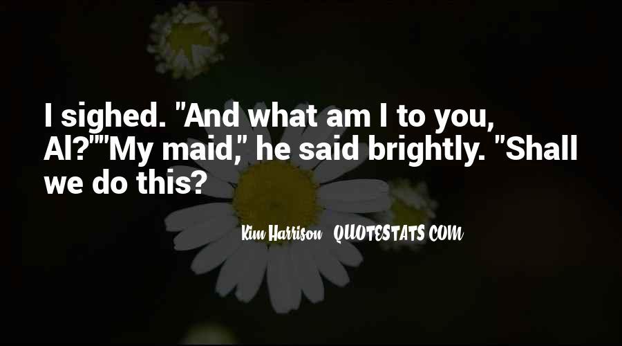 I'm Gonna Make It Happen Quotes #1355505