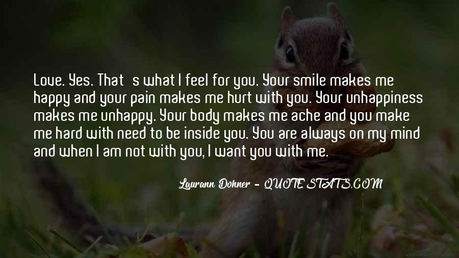 I'm Happy With My Boyfriend Quotes #338090