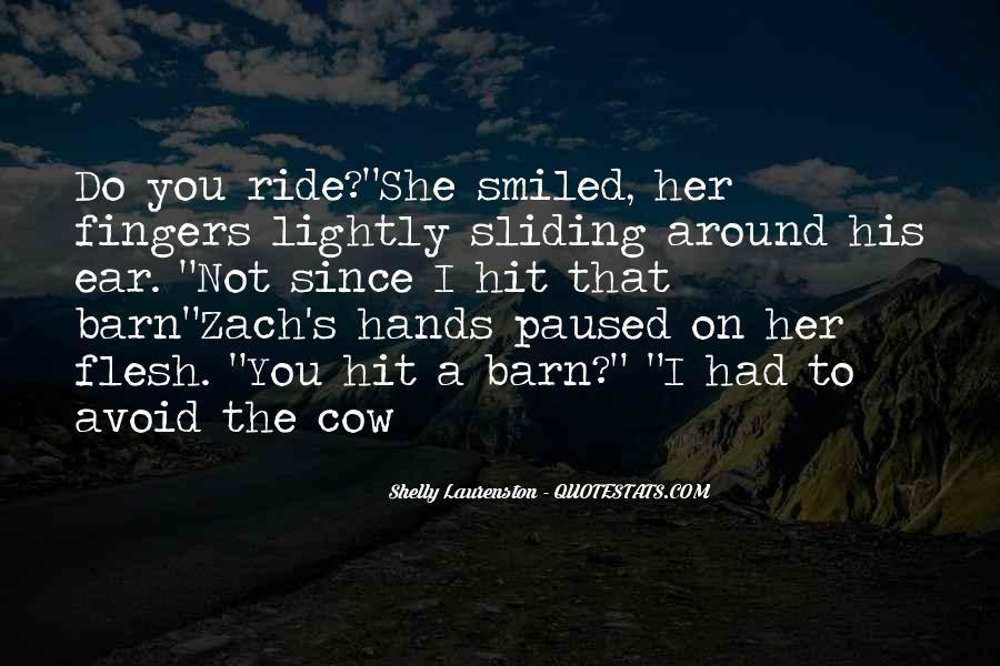 I'm His Ride Quotes #1388733