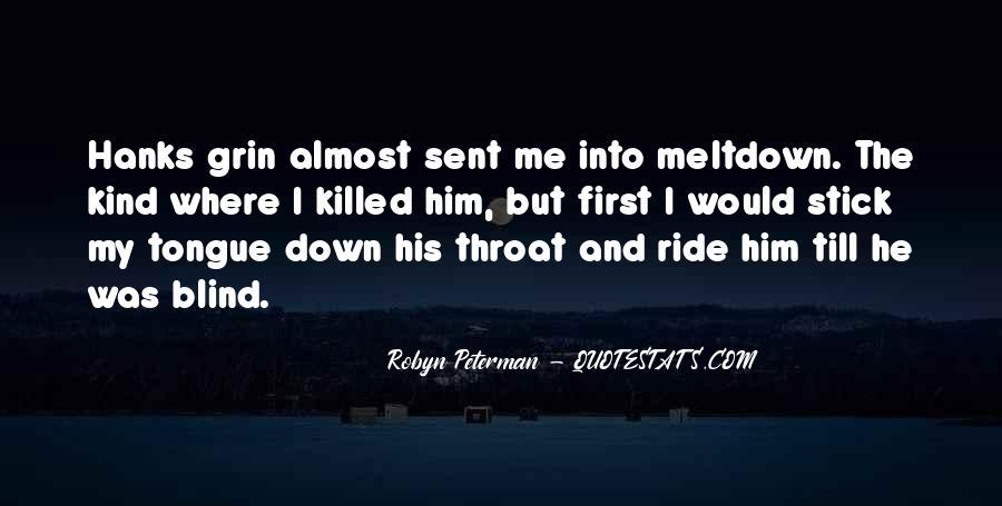 I'm His Ride Quotes #228311