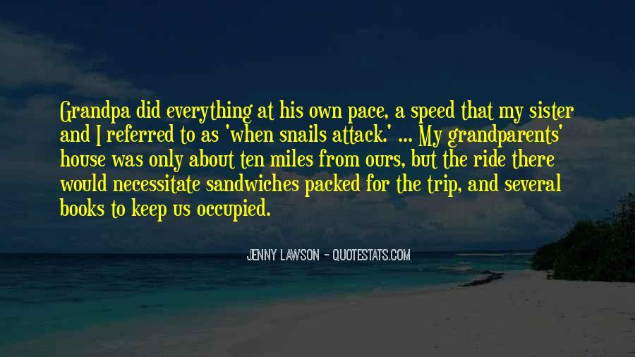 I'm His Ride Quotes #292584